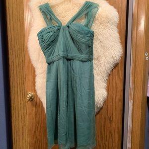 Beautiful Silk Special Occasion/Bridesmaid Dress